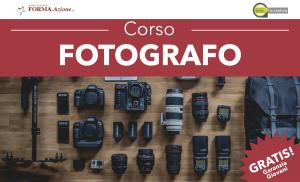 Corso Garanzia Giovani per fotografo